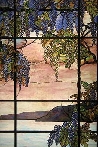 ArtParisienne View of Oyster Bay Louis Comfort Tiffany 32x48-inch Canvas Print