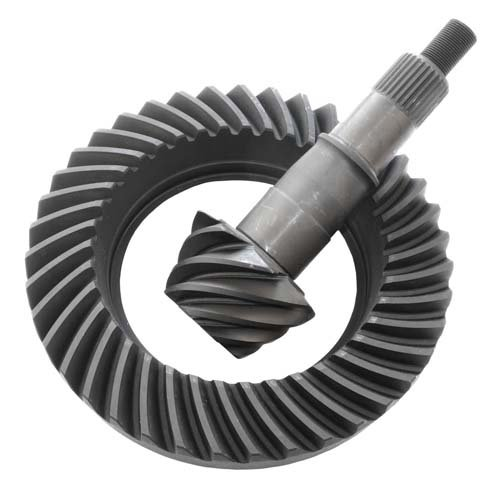 PLATINUM PERFORMANCE - 4.88 RING AND PINION GEARSET - FORD 8.8 IFS FRONT National Drivetrain