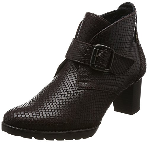 MEPHISTO JINNY - Bottines / Boots - Femme Dk Brown 2G6NUT