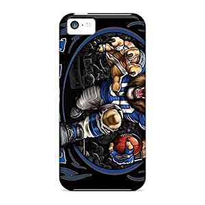 Iphone 5c Uuk4418vSBH Support Personal Customs HD Detroit Lions Series Shock Absorbent Hard Phone Cases -KerryParsons