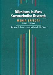 Milestones in Mass Communication Research (3rd Edition)