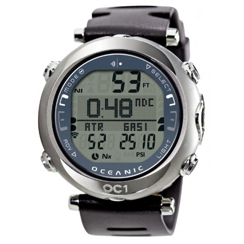 Picture of an Oceanic OC1 Diving Wrist Computer