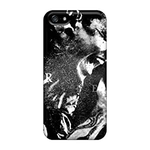 Iphone 5/5s BbJ9867kgAX Custom HD Linkin Park Image Perfect Hard Phone Cases -SherriFakhry