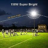 Onforu 150W LED Flood Light Outdoor, 15000lm Super