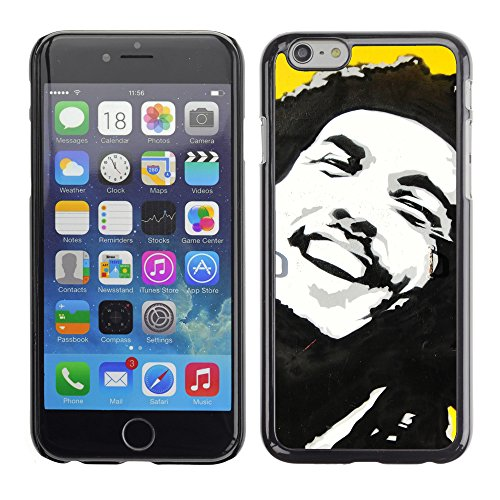 Premio Sottile Slim Cassa Custodia Case Cover Shell // V00001928 Bob Marley // Apple iPhone 6 6S 6G PLUS 5.5""