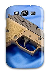 Irene R. Maestas's Shop New Style Sanp On Case Cover Protector For Galaxy S3 (gun) 8445352K73047009