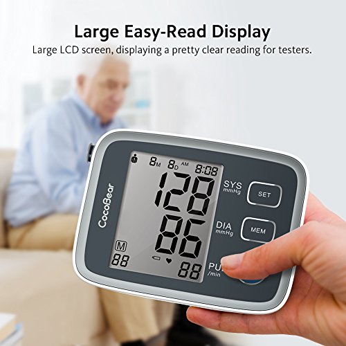 Buy relion bp200 upper arm blood pressure monitor