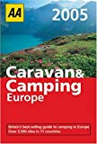 Caravan and Camping Europe, Automobile Association (Great Britain), 0749543655