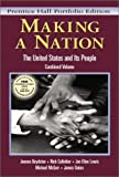 img - for Making a Nation: The United States and Its People, Vols. 1 and 2, Concise Edition book / textbook / text book