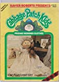 Cabbage Patch Kids Preemie Designer Doll Clothes ; Over 20 Outfits Sewing Patterns #7809 Plaid