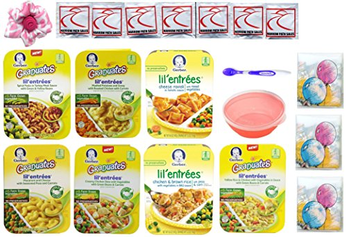 Graduates Entrees Variety flavors included product image