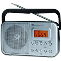 Coby CR-201 Portable AM/FM Shortwave Radio