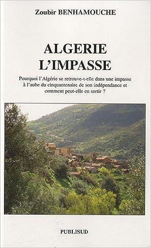 Livres gratuits Algérie l'impasse pdf ebook