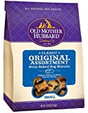 Old Mother Hubbard Classic Original Assortment Small Natural Crunchy Dog Treat Biscuits, 3-Pound Bag