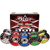 "4"" Slayer PVA Polishing Discs Kit - 10 Piece Complete Set"
