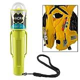 ACR C-Light H20, Led PFD Vest Light W/Clip, Water-Activated (Part #3962.1 by Acr Electronics)