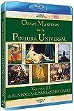 Obras Maestras de la Pintura Universal Vol. 3  de El Neoclasicismo al Simbolismo [Blu-ray]