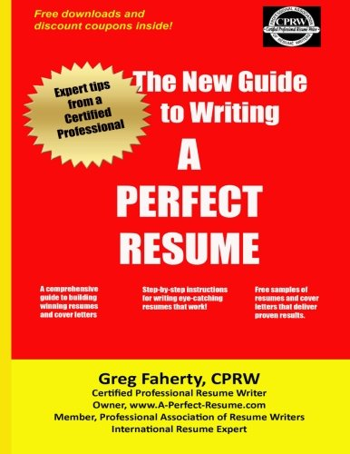 Download Pdf Books The New Guide To Writing A Perfect Resume