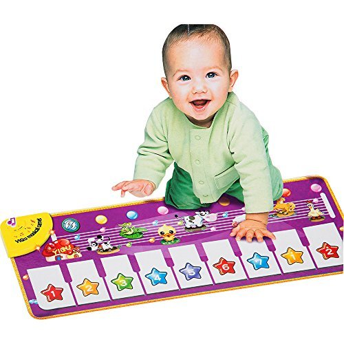 COLORTREE Educational Piano Play Mat Fun Step-to-Play Musical Carpet by COLORTREE (Image #6)