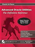 Advanced Oracle Utilities, Bert Scalzo, 0979795133