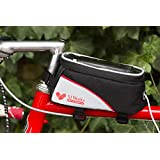 SJ Works Smart Phone Solution Bicycle First Aid Kit .Light Weight add-on to The Bikes, Road Bike & Mountain Cycling First aid kit with an Emergency Bike Light(No Battery)