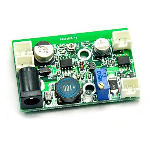 Driver Board TTL for 405nm 450nm 520nm Blue/Green 1W 1.6W 2W Laser Diode Module