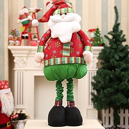 Amazon.com: Peitero Christmas Adjustable Doll Christmas Gifts ...