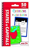 States & Capitals Flash Cards