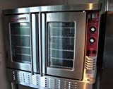 FULLY TESTED/RECONDITIONED-Blodgett-Zephaire Single Stack Gas Oven (6 Mth Wrnty)