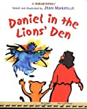 Daniel in the Lions Den, Jean Marzollo, 0316741329