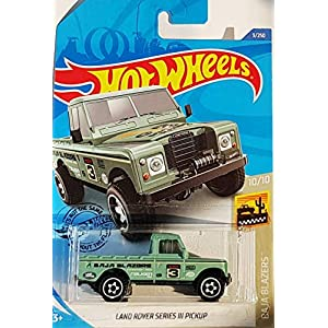 Hot Wheels 2020 Baja Blazers...
