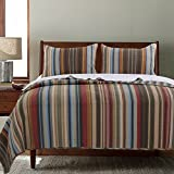 Greenland Home 2 Piece Durango Quilt Set, Twin