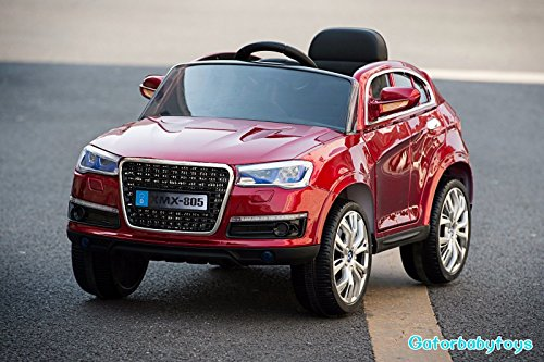 audi q7 style ride on toy car for kids with remote control. Black Bedroom Furniture Sets. Home Design Ideas