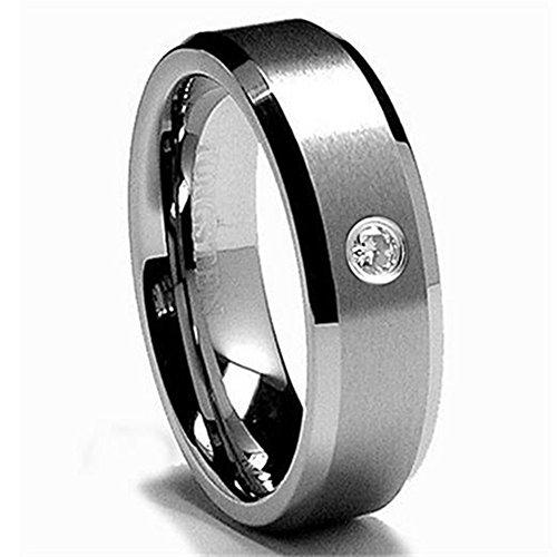 King Will Tungsten Wedding Comfort