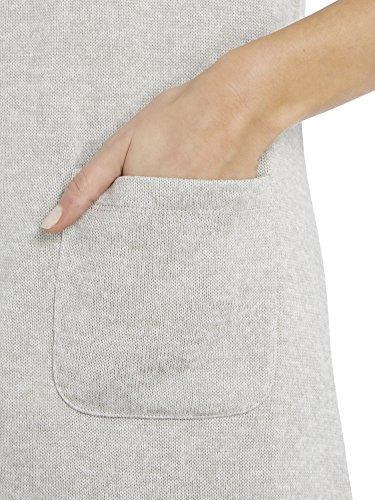 TIGI - Cárdigan - Sin mangas - para mujer