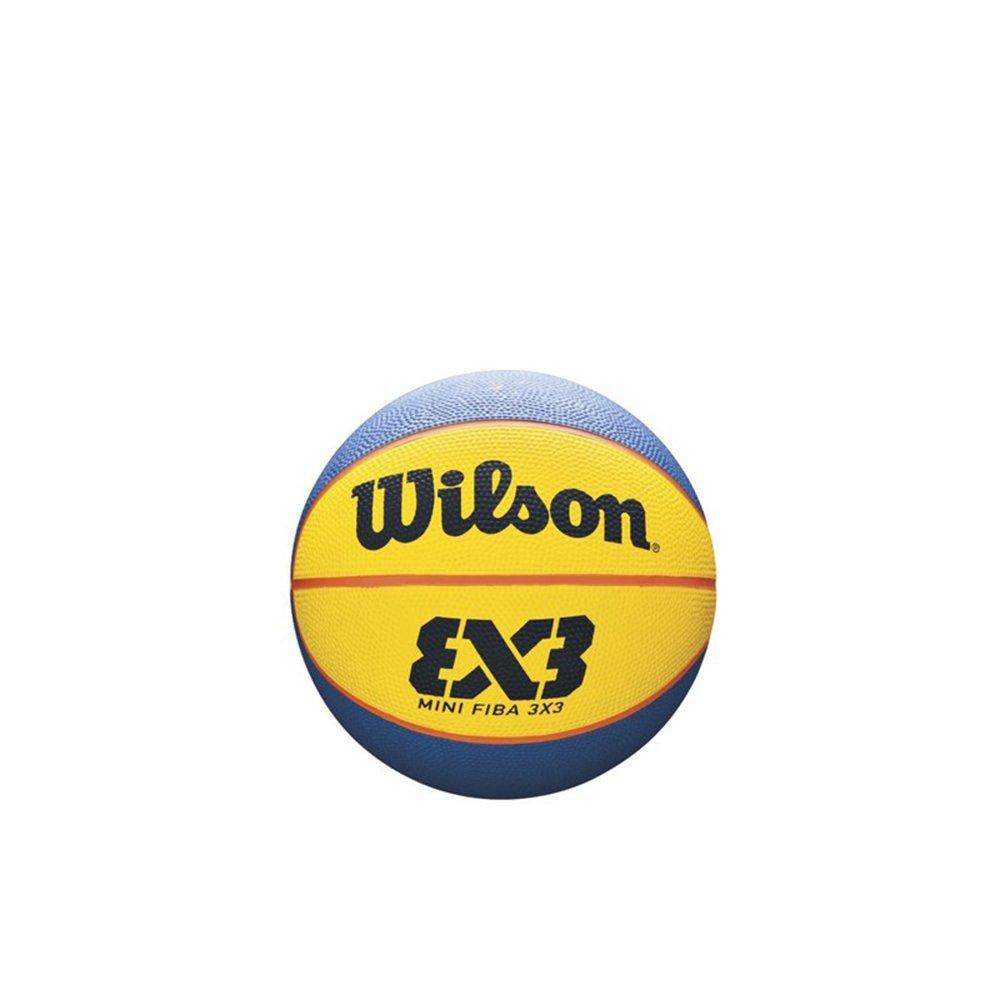 Wilson FIBA 3x 3Mini Basketball en caoutchouc