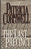 SET OF 4 PATRICIA CORNWELL NOVELS!! Point of Origin, The Last Precinct, Postmortem, & Black Notice