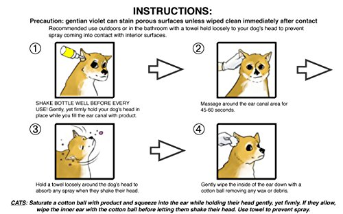 Witch Hazel Dog Ear Yeast Infection