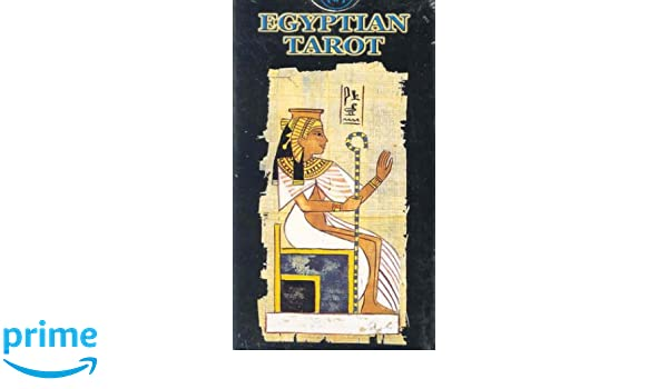 The Egyptian Tarot Deck: Amazon.es: Lo Scarabeo: Libros en ...