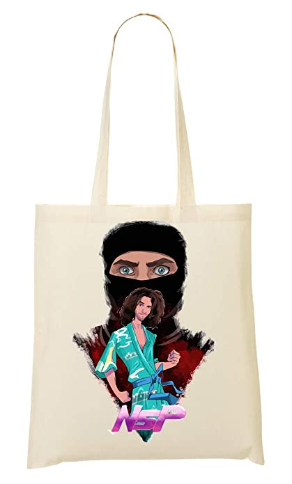 Danny And Ninja NSP Bolso De Mano Bolsa De La Compra: Amazon ...