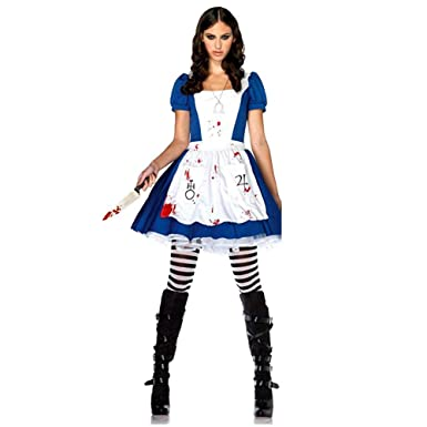 Amazon cos2be costume for alice madness returns alice cosplay cos2be costume for alice madness returns alice cosplay update editionxs solutioingenieria Image collections