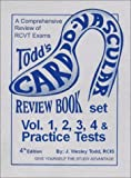Todd's Review Book for Invasive CV Technology, Todd, J. Wesley, 0971113785