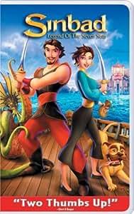 Sinbad: Legend of the Seven Seas [USA] [VHS]
