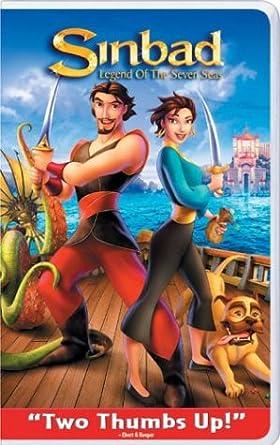 Sinbad Film Video Italian