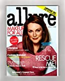 img - for Allure Magazine - April, 1999. Julianne Moore Cover. Cosmetic Samples. Penelope Cruz, Nicole Kidman, Star Jones, Diane Lane, Best Breasts in Hollywood, Lipstick 101 book / textbook / text book