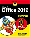 Office 2019 All-in-One For Dummies (Office All-in-one for Dummies)