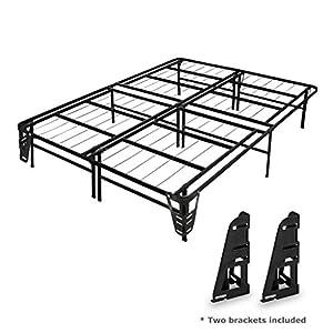 Amazon Com Best Price Mattress 14 Inch Premium Steel Bed