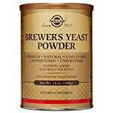 Solgar Brewer's Yeast Powder, 14 Ounce