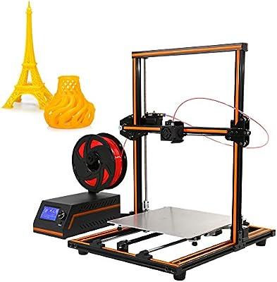 OUKANING Impresora 3D Prusa I3 DIY Kit 300 * 300 * 400 mm tamaño ...