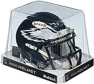 Riddell RIDDMINIPHISP NFL Philadelphia Eagles Revolution Speed Mini Helmet